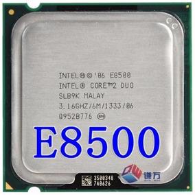 Processador 775 Intel Core 2 Duo E8500 3.16ghz + Pasta Termi