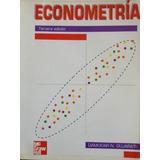 Econometría. Damodar Gujarati. 3ra Edición.