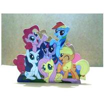 Centros De Mesa De My Little Ponys Centros Infantiles