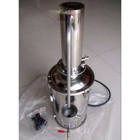 Destilador De Agua De Acero Inoxidable De 10 L Electrico