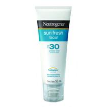 Neutrogena Sun Fresh Protetor Solar Facial Fps 30 50ml