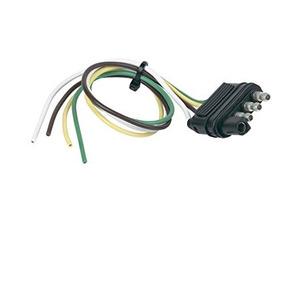 Hopkins 48115 De 4 Cables De Remolque Plana Conector Extremo