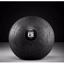 Balon Medicinal 55 Lbs Slam Ball,crossfit,pelota Azote Black