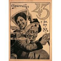 Cigarrillos 43, Publicidad Antigua