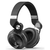 Audífonos Bluetooth Bluedio T2+ / Radio Memoria Sd Micrófono