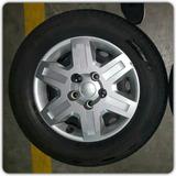 Rin 16 Con Sensor Dodge Journey Y Llantas Usadas 225/65 R16
