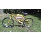 Bicicleta Curuchet, Rodado 20, Playera Casi Nueva