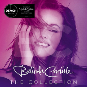 Belinda Carlisle Collection Vinilo Doble 180 Gr Nuevo Import