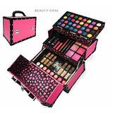 Maletín Maquillaje Br Beauty Case + Cala Set Eye Need