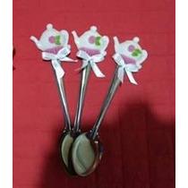 Cucharitas Souvenirs X40