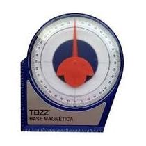 Nível Inclinometro Para Antena Parabolica C/ Base Magnética