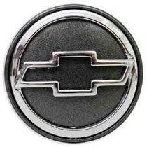 Calota Tampa Centro Roda Chevrolet Gm 55mm Grafitte