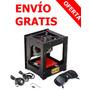 Grabadora Laser Neje 1000 Mw Gafas Y Software Oferta