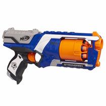 Nerf Strike Elite Strongarm Brinquedos Arma Dardos A0710