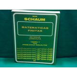 Seymour Lipschutz, Matemáticas Finitas, Teoría Y 750 Problem