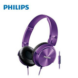 Audifono C/microf. Deejay Philips Shl3065pp Purple