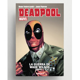 Comic Deadpool La Guerra De Wade Wilson Unlimited Comics