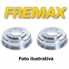 Tambor De Freio Traseiro Gm Corsa 1.4 8v - Marca Fremax