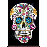 Caveira Mexicana - Pôster Fotográfico 30x45 (#676)