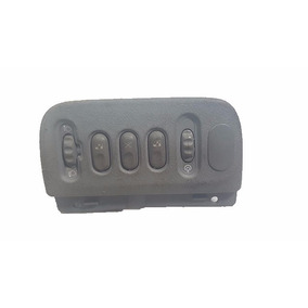 Botão Interruptor Farol E Vidro Elétrico Renault Scenic