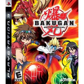 Bakugan Batle Brawlers Ps3 Nuevo Y Sellado