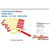 Cable Bujias Racing Yukkazo Dodge Brisa 2003