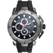 Relógio Orient Cronógrafo Analógico Masculino Mbtpc005 P1px