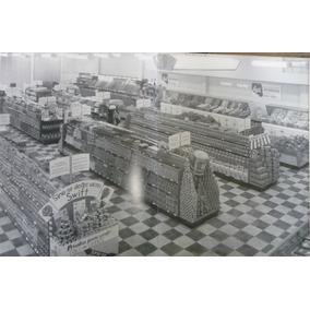 Foto / Pôster Supermercado Sirva Se - 1953