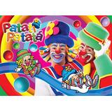 Painel Patati Patata 1,02x0,70m, Princesa, Minnions, Peppa