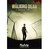 02 Boxes The Walking Dead - 4ª Temporada - 5 Dvds