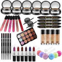 Combo Mac 41 Productos, Clinique, Eos, Maquillaje, Tienda