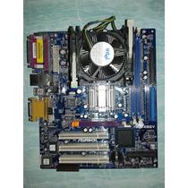 Asrock P4i45gv Socket 478 + Micro + Memoria