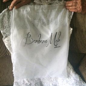 Vestido Curto De Noiva Barbara Melo Lindo