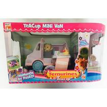 Ternurines Teacup Mini Van Camion