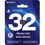 Memoria Ps Vita 32gb Sony Original Sellada - Mr. Electronico