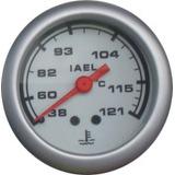 Reloj Temperatura De Agua 52mm Fondo Blanco Marcador