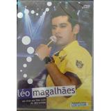 Dvd Léo Magalães - Ao Vivo Em São Luis/m A