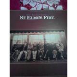Disco Vinyl Soundtrack - St Elmos Fire