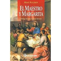 Libro El Maestro Y Margarita - Nuevo