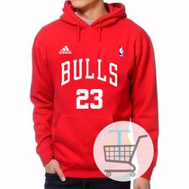 Moletom Chicago Bulls Nba Basquete Blusa Moleton Casaco Frio