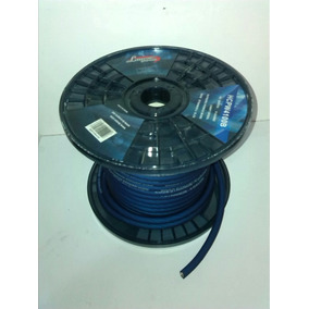 Cable Lanzar Pro Numero 4 Por Metro