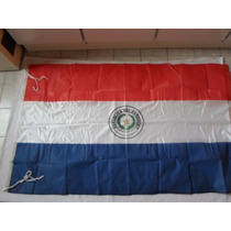 Bandera Paraguay 0,90m X 1,50m