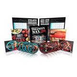 Insanity Max: 30 Base Kit De Shaun T - Entren + Envio Gratis