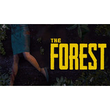 The Forest - Steam Cd-key Global - Para Pc