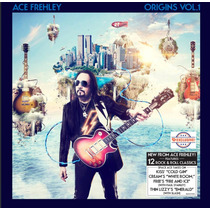 Ace Frehley. Origins Vol 1.vinilo.fye Ed. Lim.usa.cerr.kiss