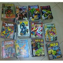 Gibi Wolverine, X-men, Hulk, Dc 2000, Fator X- Ler Anúncio