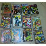 Gibis Wolverine, X-men, Hulk, Capitão América E Outros