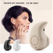 Mini Mano Libre Bluetooth Sonido Stereo Audifono Nmf Promo