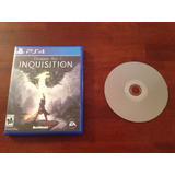 Dragon Age Inquisition -juego -ps4