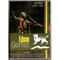 Dvd Edson Gomes Ao Vivo Salvador Ba Original